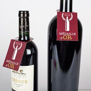 collarino per bottiglie vino