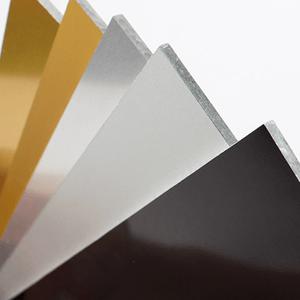 targhe in alluminio